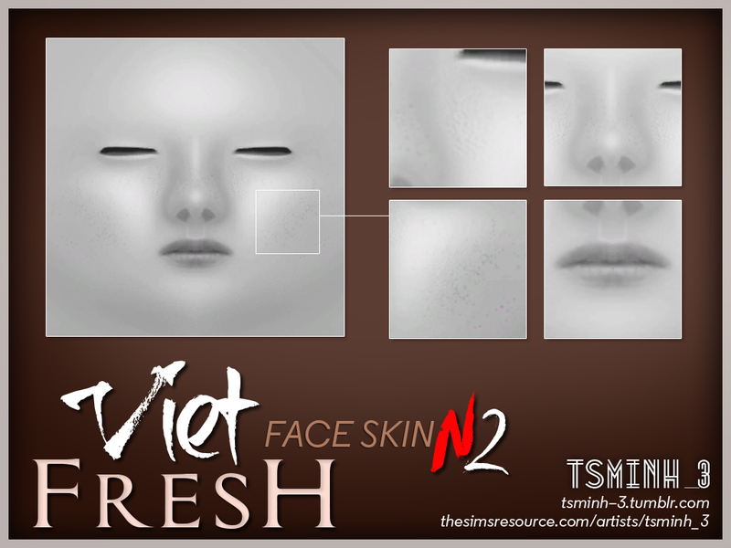 VIET Fresh Face Skin  BY tsminh_3