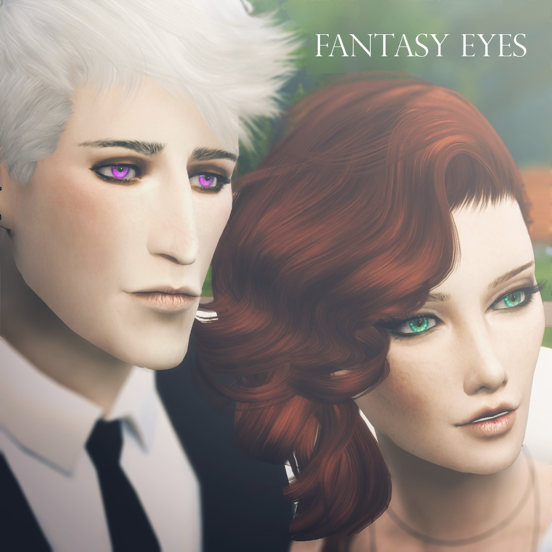 Fantasy Eyes by Azentase