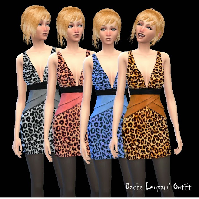 Two new outfits by Dachs