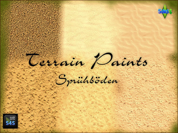6 Terrain Paints by Mabra