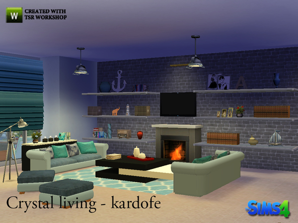 kardofe_Crystal living