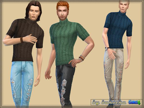Casual Set male by bukovka