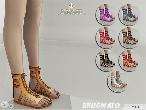Madlen Brugnato Shoes by MJ95