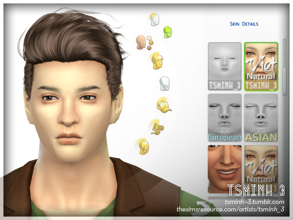 VIET Natural Face Skin by tsminh_3