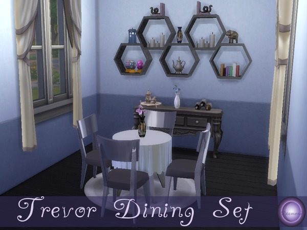 Trevor Dining Room Set by D2Diamond