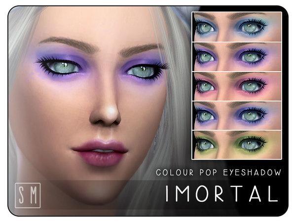 [ Imortal ] - Colour Pop Eyeshadow by Screaming Mustard