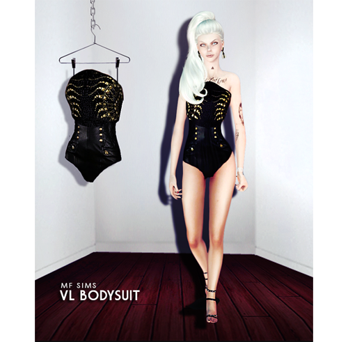 VL Bodysuit by MissFortune