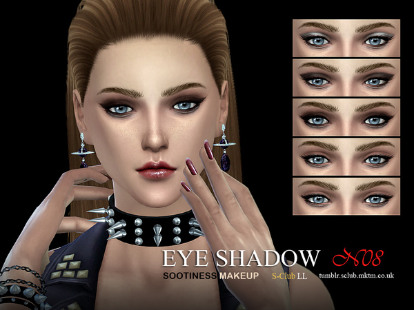 S-Club LL ts4 eyeshadow 08