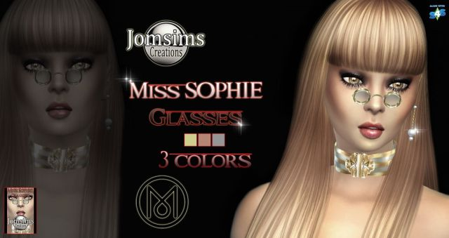 Miss sophie lunettes by JomSims