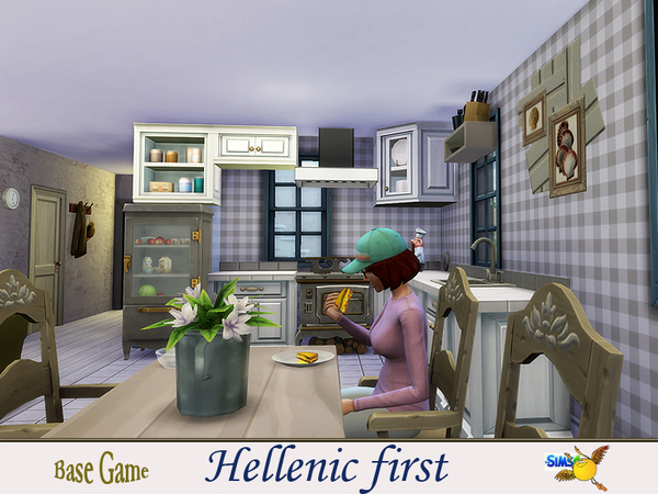 Hellenic first by evi