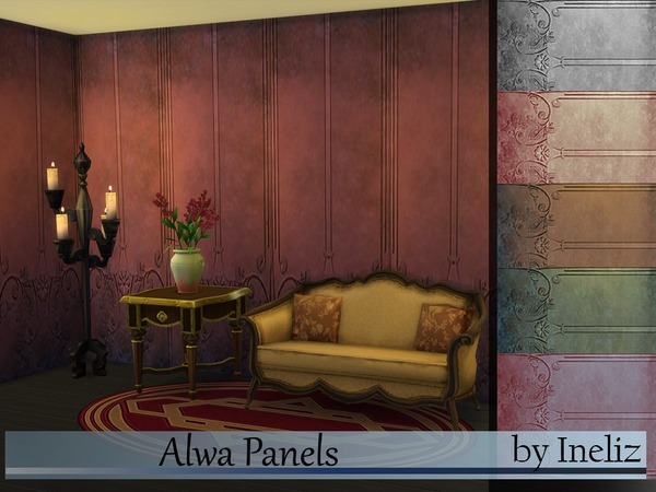 Alwa Panels by Ineliz