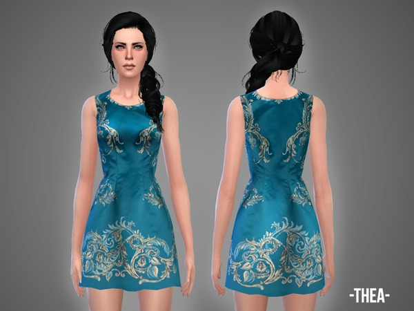 Thea - dress by -April-
