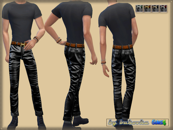 Leather Pants от bukovka