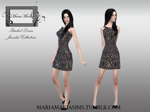 MariaMaria Rachel Dress