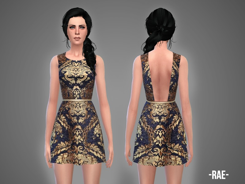 Rae - dress BY -April-
