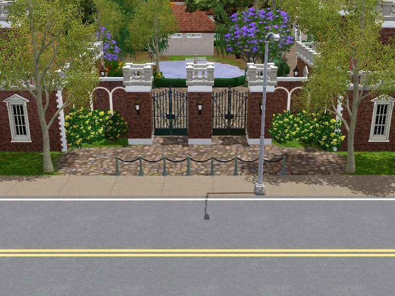 Sims Zoo от simperfect1991