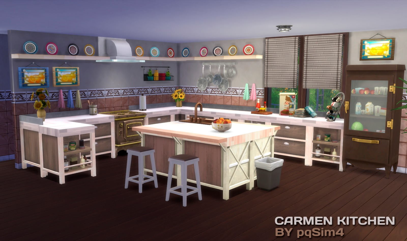 Carmen Kitchen by PqSim4