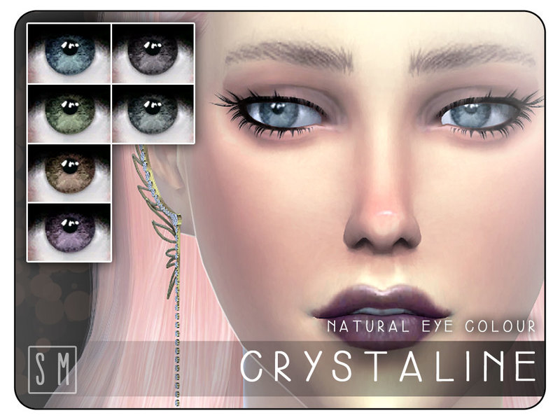 [ Crystaline ] - Natural Eye Colour by Screaming Mustard