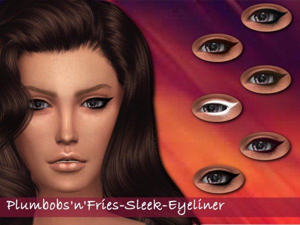 Sleek Eyeliner by Plumbobs n Fries