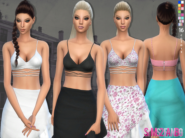 70 - Top bra by sims2fanbg