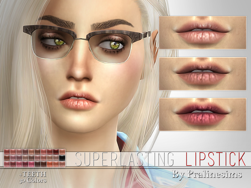 Superlasting Lipstick by Pralinesims
