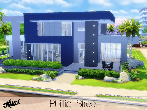 Phillip Street by Jaws3
