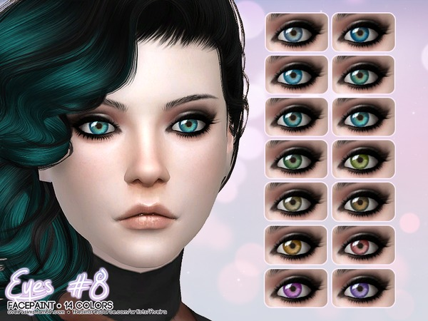 Eyes #8 by Aveira