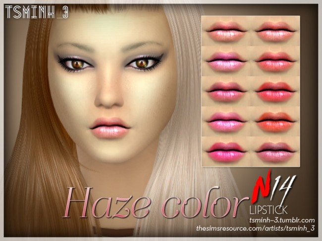 Haze Color Lipstick by tsminh_3