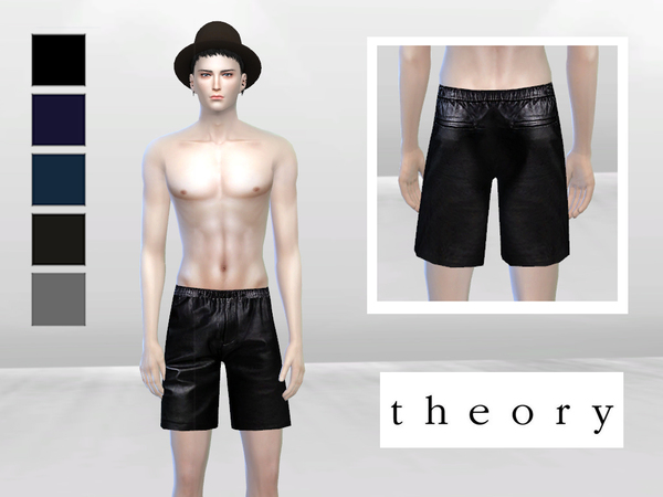 Grego SL Short by McLayneSims