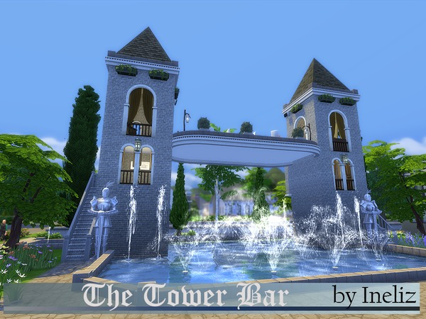 The Tower Bar by Ineliz