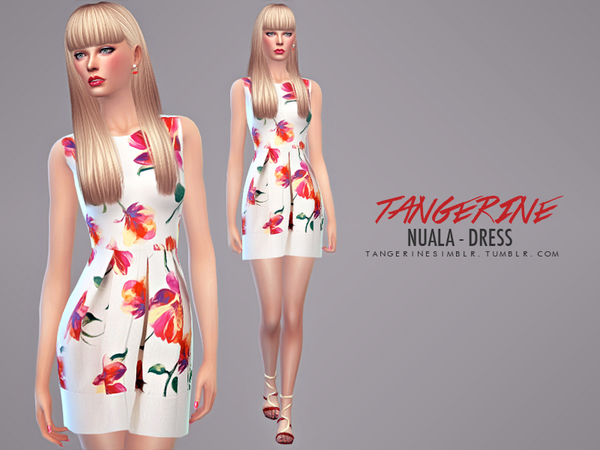 Nuala Dress by Tangerine