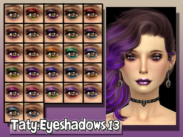 Eyeshadows_13 by tatygagg
