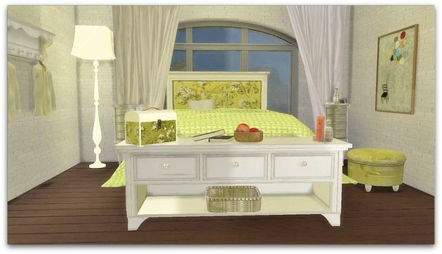 Спальня TS2-TS4 Conversion of Anyes Bitta Bedroom Set by CoolPanther