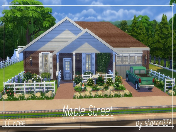 Maple Street by sharon337
