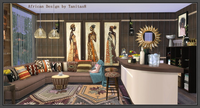 African Design House by Tanitas8