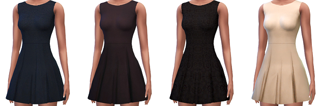 A-Line Dresses by MarvinSims