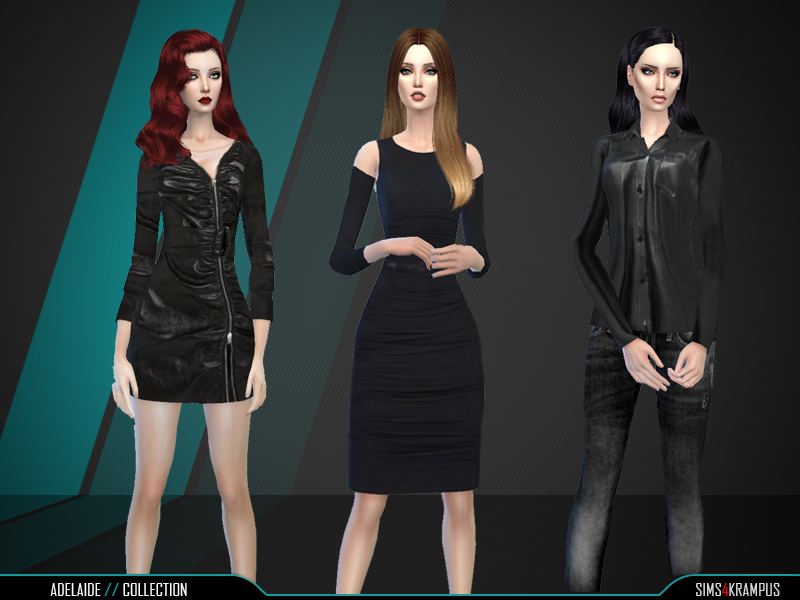 Adelaine Collection BY SIms4Krampus