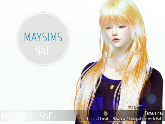 Hair 94 Female от MaySims