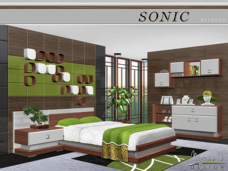 Sonic Bedroom BY NynaeveDesign