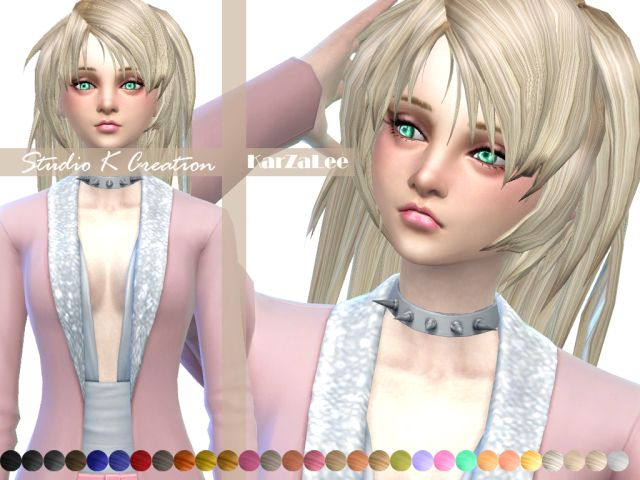 Asuna Hair for Males & Females by Karzalee