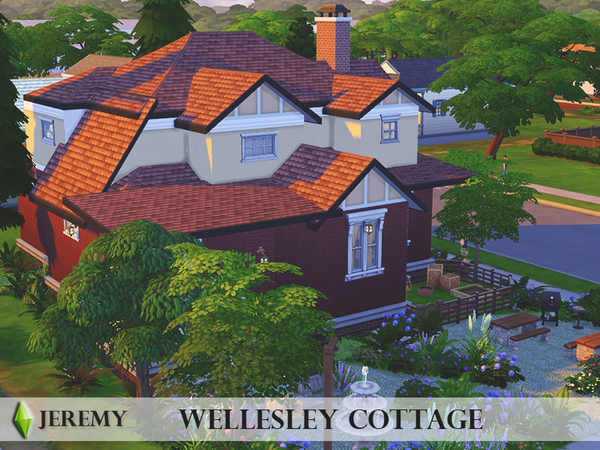 Wellesley Cottage by jeremy-sims92