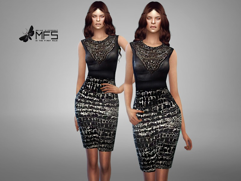 MFS Dahlia Dress by MissFortune