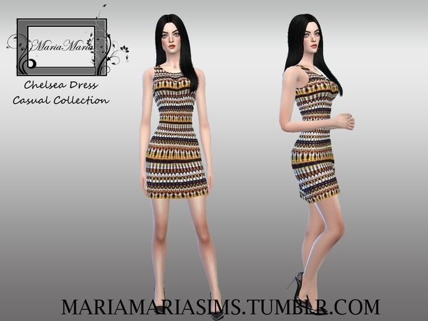 MariaMaria Chelsea Dress
