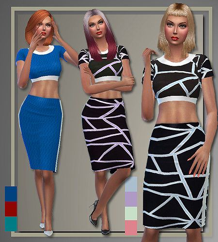 All About Style  Clothing, Female : J.S. 5 whole casual outfits by Judie