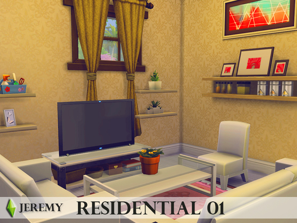 Residential 01 by jeremy-sims92
