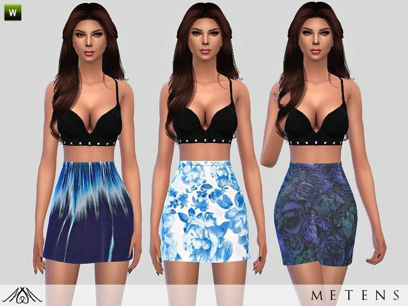 Different Summers - Skirts by Metens