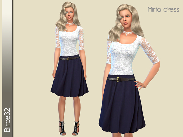 Mirta dress by Birba32
