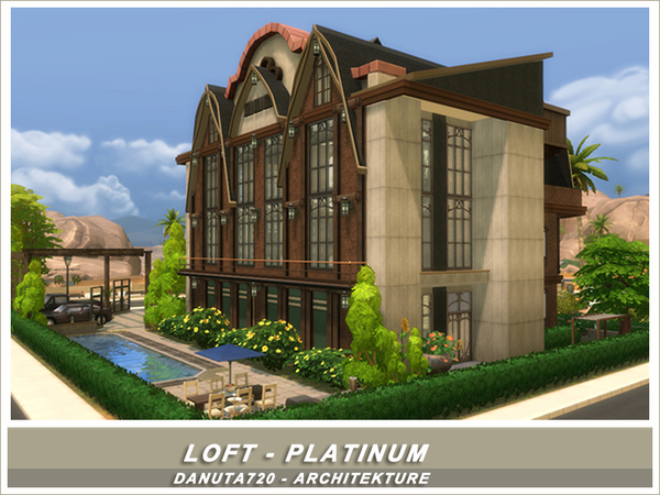Loft - Platinum by Danuta720
