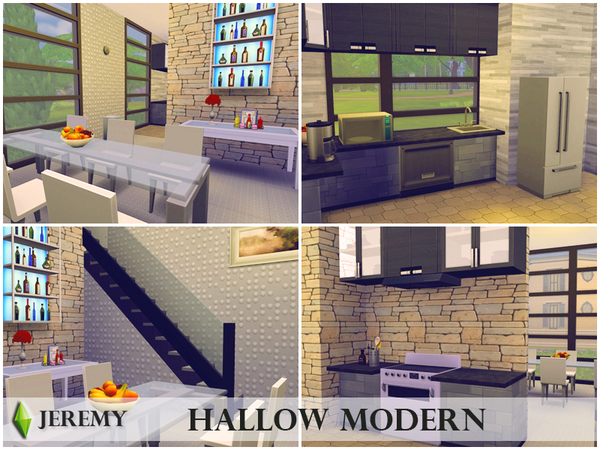Hallow Modern by jeremy-sims92