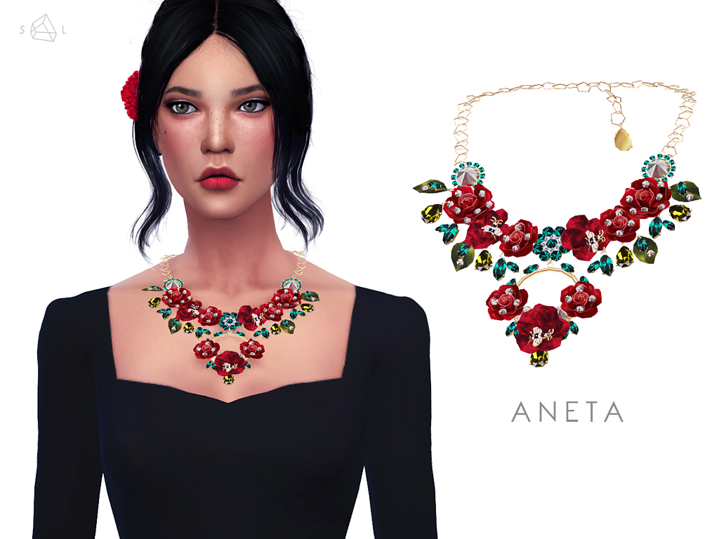 Necklace ANETA (Dolce&Gabbana) by Starlord